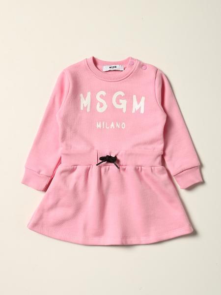 Msgm: Barboteuse enfant Msgm Kids