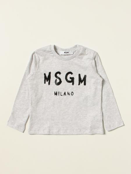 T-shirt kids Msgm Kids