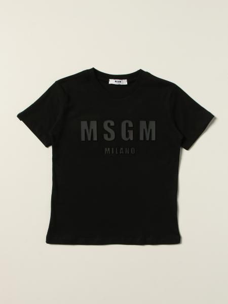 Msgm ДЕТСКОЕ: Футболка Детское Msgm Kids