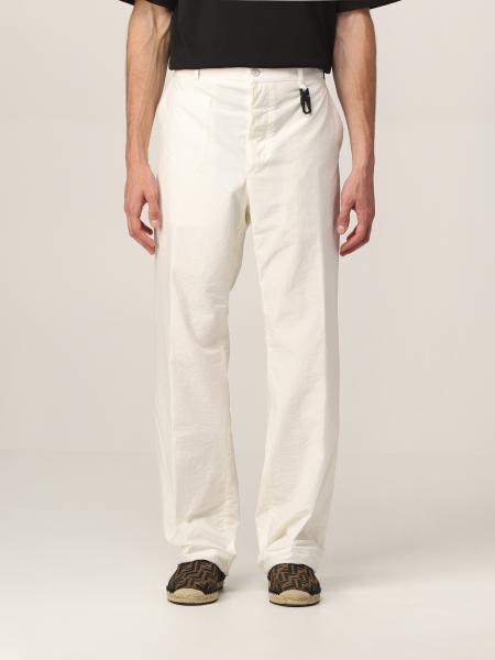 Pantalone Fendi in cotone