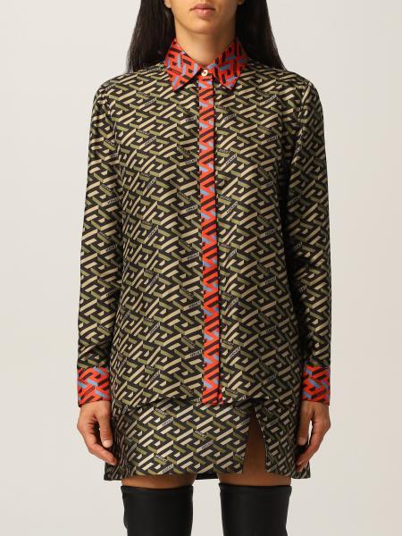 Рубашка Женское Versace