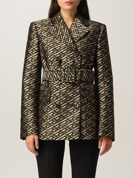 Versace femme: Blazer femme Versace