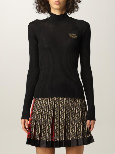 Maglia Versace in lana vergine