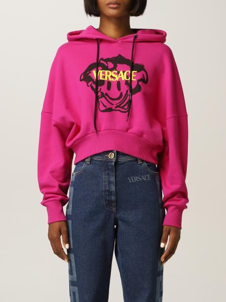 Sweatshirt damen Versace