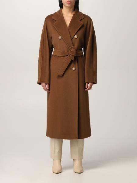 Max Mara: Cappotto a doppiopetto Max Mara in cashmere