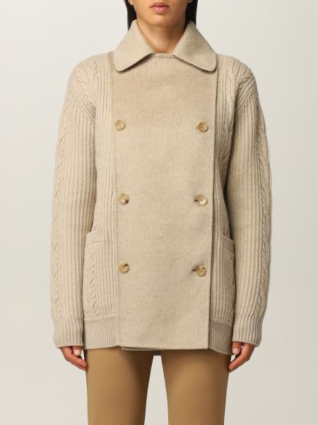Max Mara: Cappotto Max Mara in lana e cashmere
