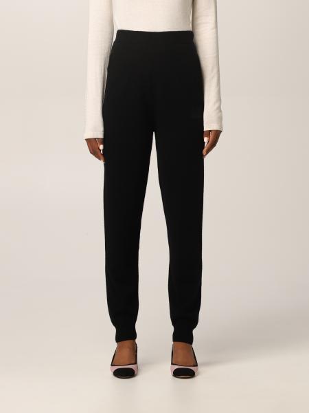 Max Mara: Pantalone Max Mara in lana e cashmere