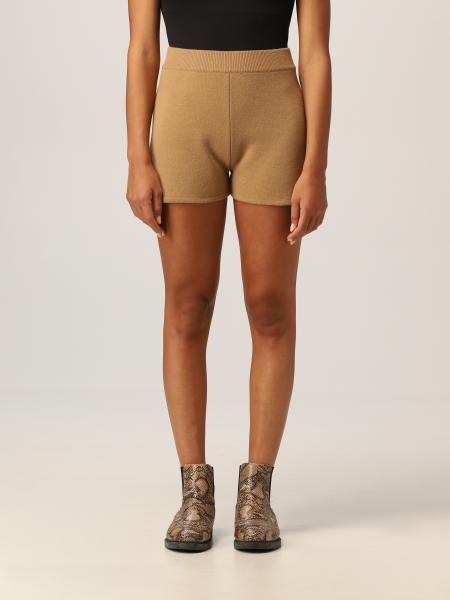 Max Mara short in wool and cashmere