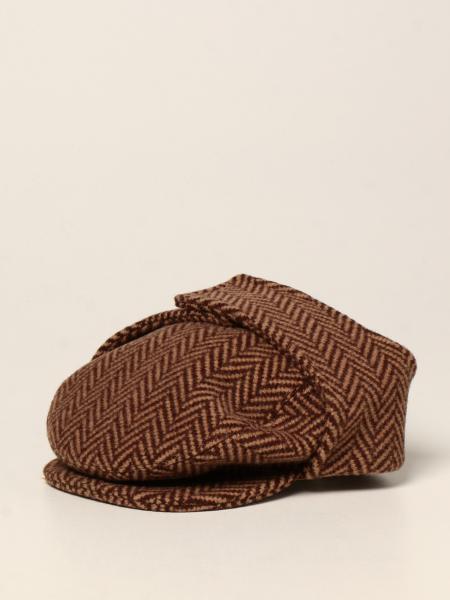 Max Mara: Cappello a berretto Max Mara in lana vergine e Alpaca