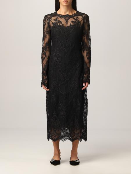 Ermanno Scervino: Платье Женское Ermanno Scervino