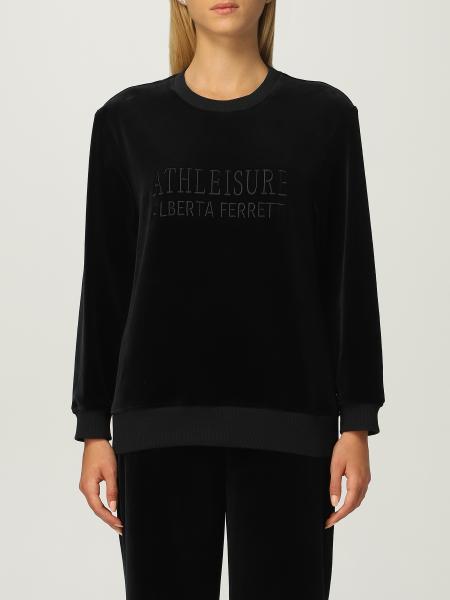 Athleisure Alberta Ferretti: Sweatshirt damen Athleisure Alberta Ferretti