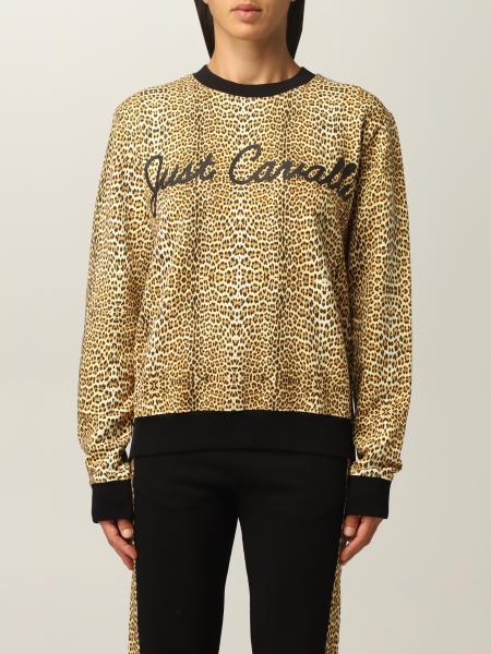 Just Cavalli für Damen: Sweatshirt damen Just Cavalli