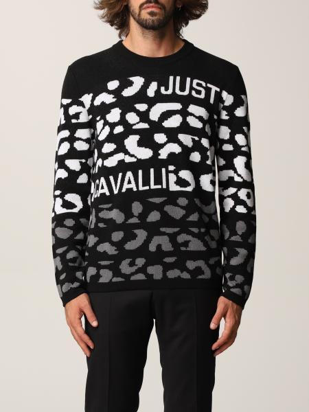 Just Cavalli: Свитер Мужское Just Cavalli