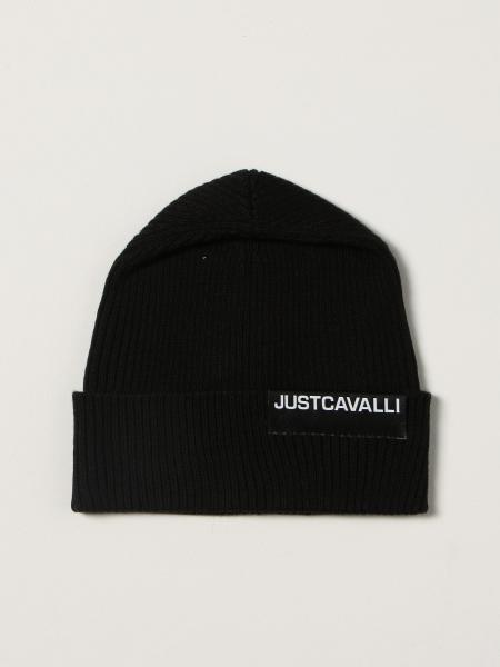 Just Cavalli: Cappello a berretto Just Cavalli in misto lana
