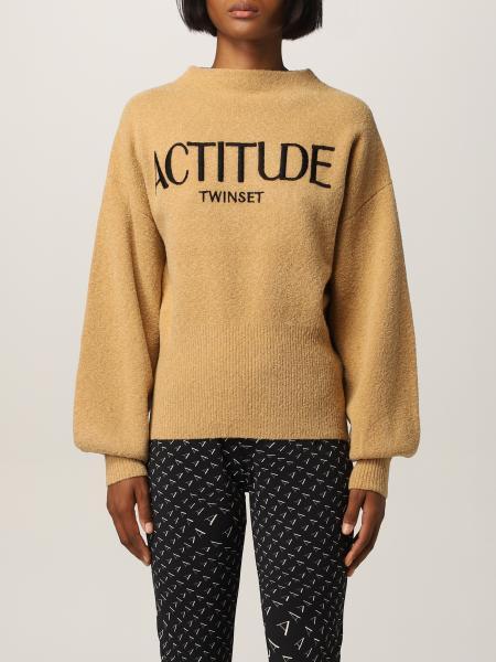 Actitude Twinset für Damen: Pullover damen Actitude Twinset
