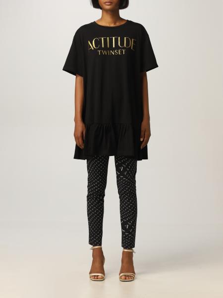 Actitude Twinset für Damen: T-shirt damen Actitude Twinset
