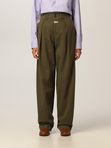 Etro: Etro cotton trousers