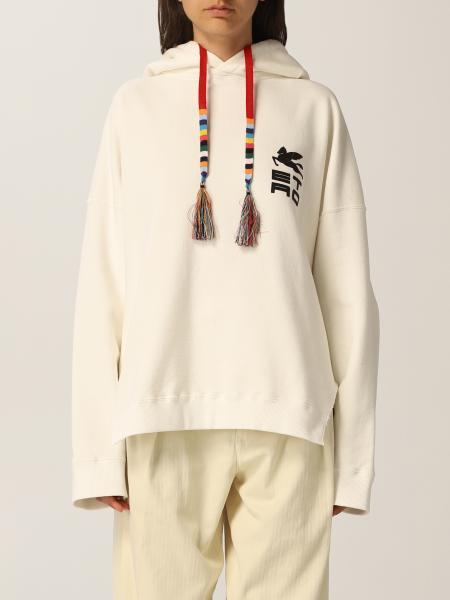Etro: Etro cotton jumper with Pegasus