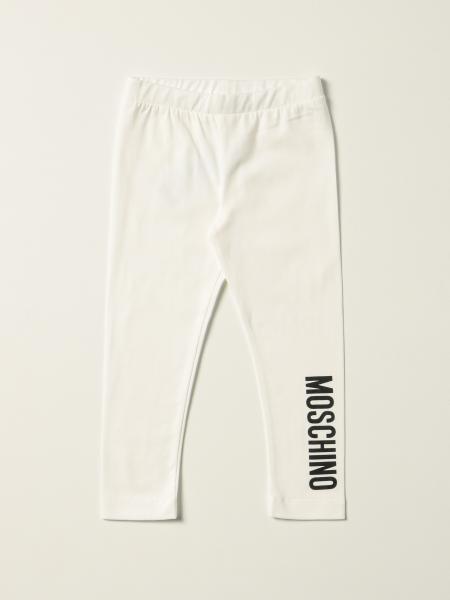 Moschino: 裤子 儿童 Moschino Baby