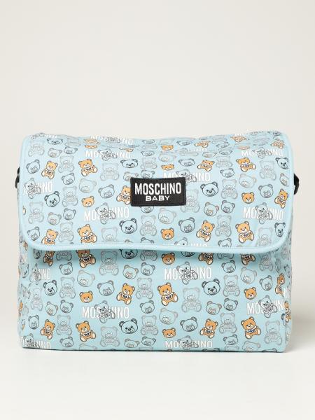 Moschino: 包袋 儿童 Moschino Baby