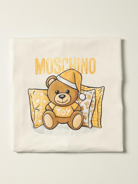 Moschino: 毯子 儿童 Moschino Baby