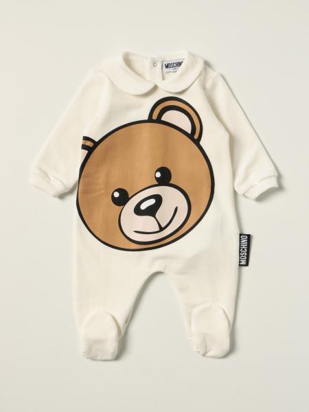 Moschino: 连体装 儿童 Moschino Baby