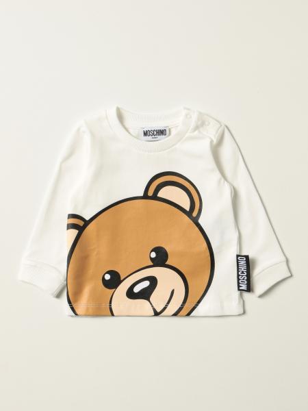 Moschino: T恤 儿童 Moschino Baby