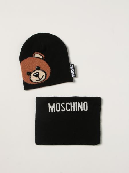 Шапка для девочек Детское Moschino Kid
