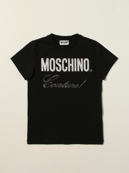 Moschino: T恤 儿童 Moschino Kid