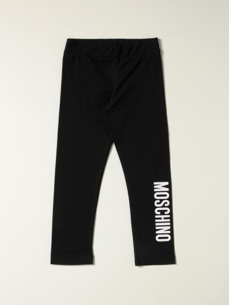 Moschino: 裤子 儿童 Moschino Kid