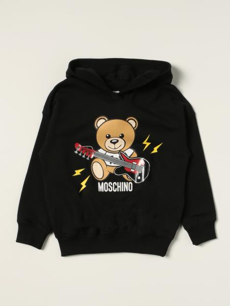 Moschino ДЕТСКОЕ: Свитер Детское Moschino Kid