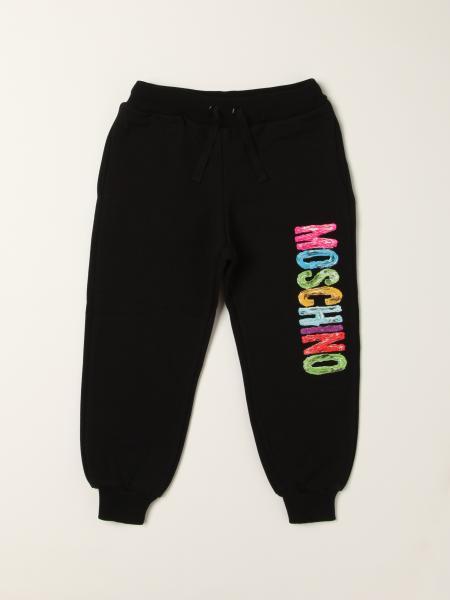 Trousers kids Moschino Kid