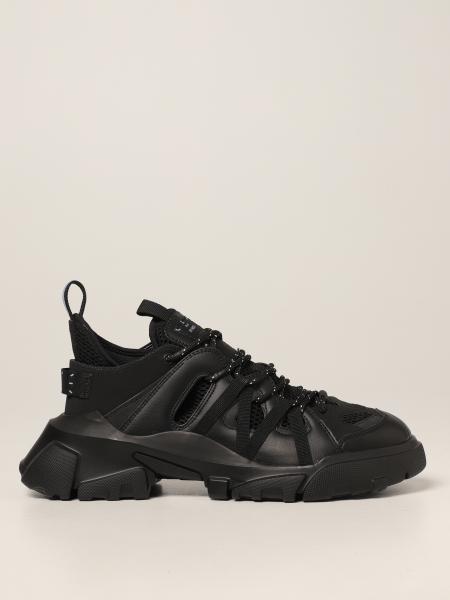 Sneakers Ic-0 Orbyt Descender 2.0 McQ in pelle e rete