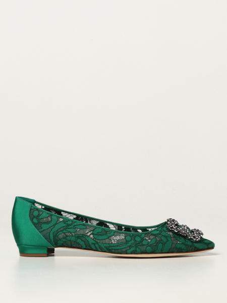 鞋 女士 Manolo Blahnik