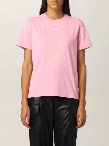 Msgm femme: T-shirt femme Msgm