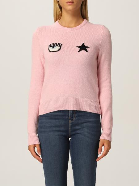 Chiara Ferragni Collection: Pullover Chiara Ferragni in lana