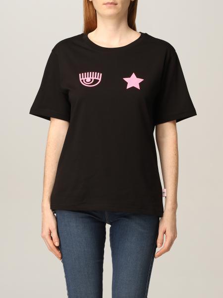 Chiara Ferragni Collection: Camiseta mujer Chiara Ferragni