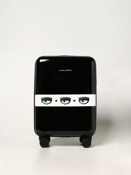 Chiara Ferragni Collection: Trolley rigido Chiara Ferragni