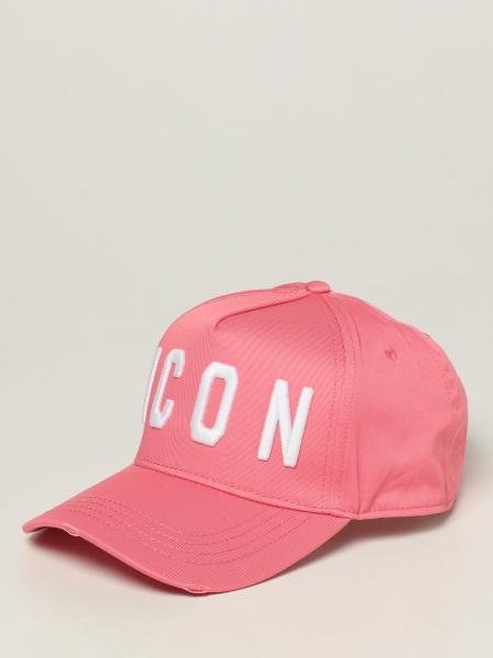 Cappello Dsquared2 con logo Icon