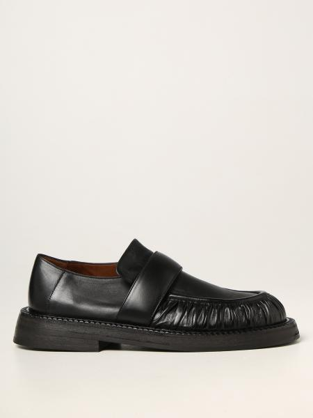 Marsèll Alluce moccasin in leather