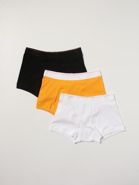 Set 3 boxer Orange 2.0 Heron Preston x Calvin Klein con logo