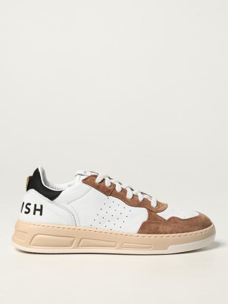 Womsh: Hyper Desert Womsh trainers in leather