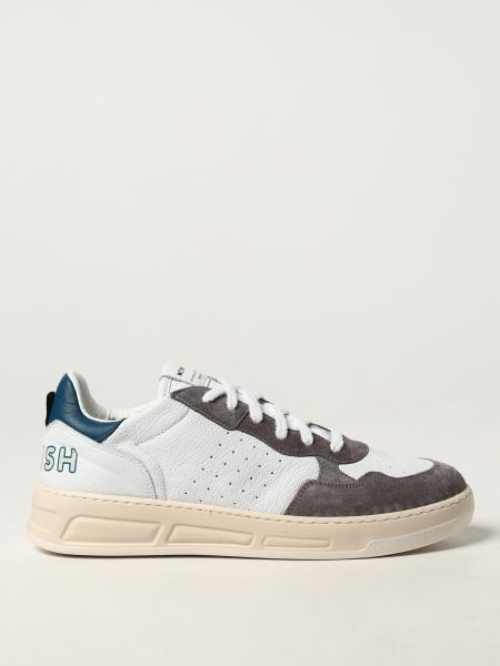 Womsh: Hyper Ocean Water Womsh trainers in leather
