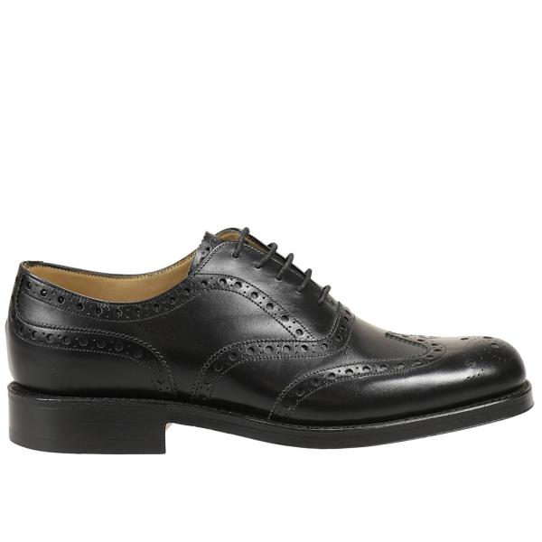 Brogue Shoes Men Cheaney