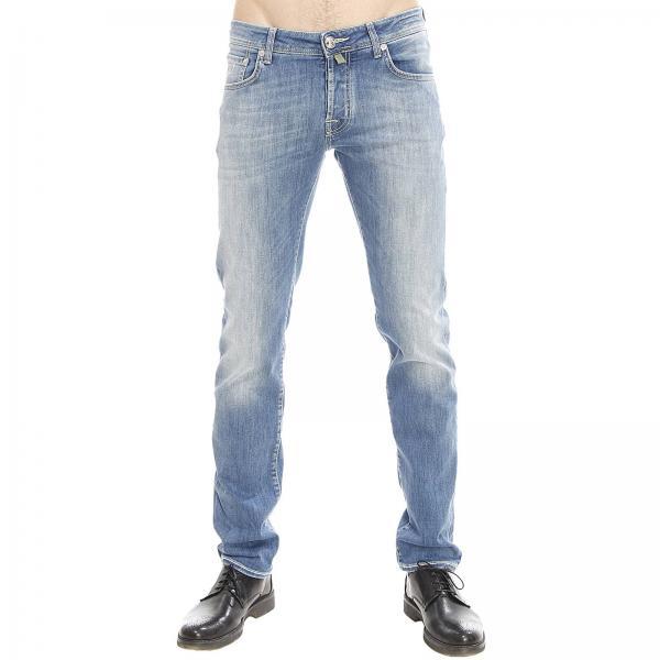 jeans f r herren jacob cohen blau jeans jacob cohen pw622 comf 00012 giglio de. Black Bedroom Furniture Sets. Home Design Ideas