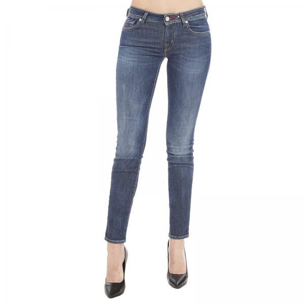 Donna Cohen Jacob Jeans Jeans Azzurro Donna gOqESW