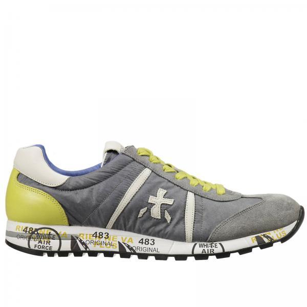 Sneakers Uomo Premiata Grigio  37607a37a2b