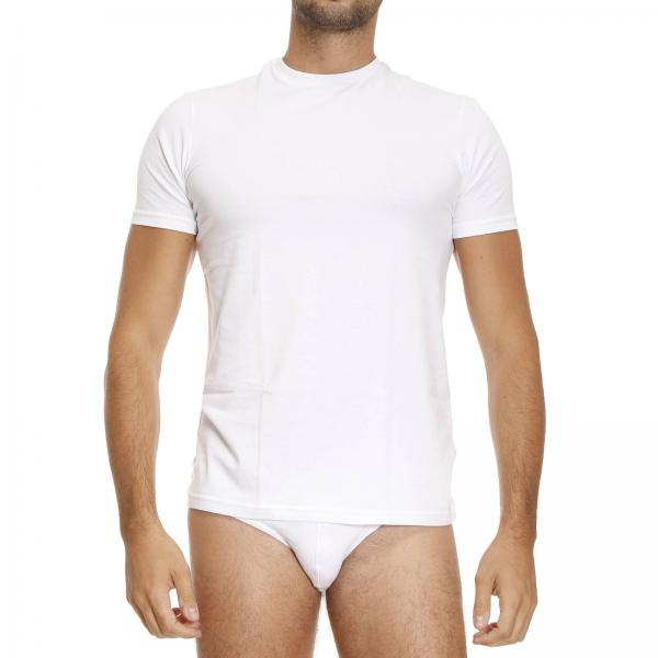 T-shirt Homme Dsquared2 Beach