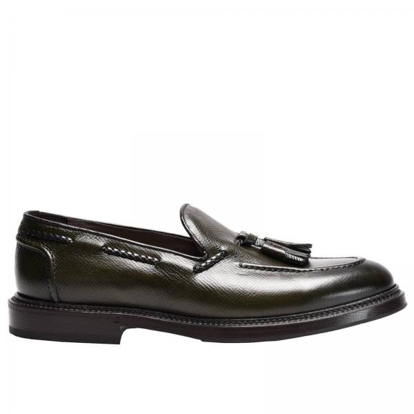 Loafers Men Green George