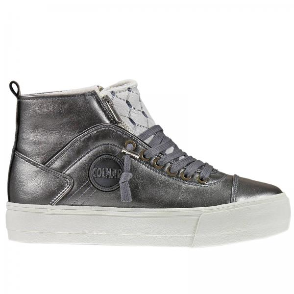 Sneakers Donna Colmar Argento  f6a63435ab7